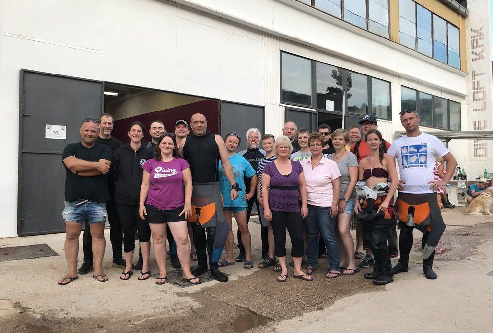 Kroatien – Vrbnik (Krk) 2018