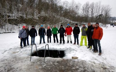 Spezialkurs Eistauchen – 2017