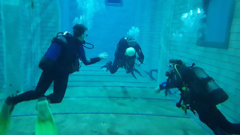 Indoor Dive Center U 49 in Aufkirchen