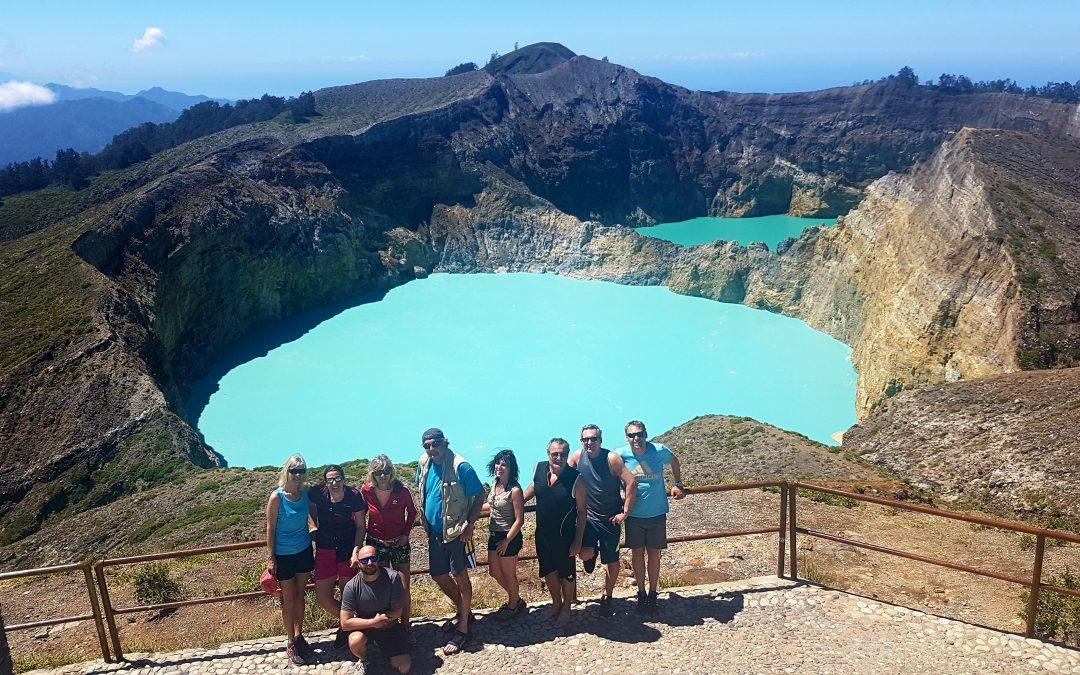 Zwischen Waranen und Vulkanen – Woidtaucher auf der Insel Flores und im Komodo-Nationalpark